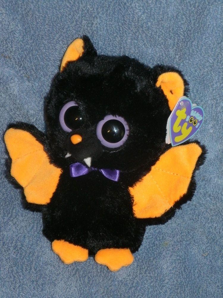 9fa2608a963 Ty Beanie Boo Vampire Bat BARON 6