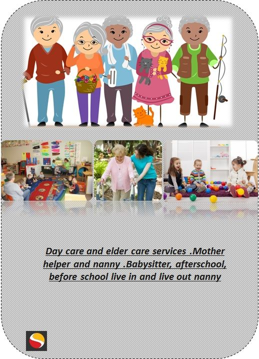 Best daycare and childcare, nanny in Sunnyvale.Housekeeping childcare, eldercare services.