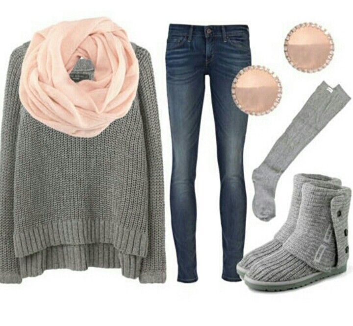 Lazy Day Outfit | u2022 Fashion | Pinterest | Outfits for winter Grey and Lazy days