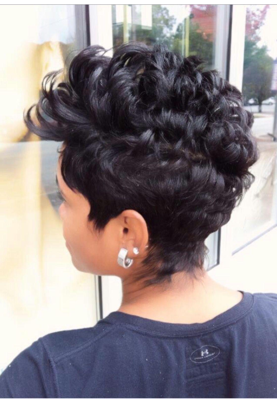 pindominicanaduchess tish on hair  hair styles short