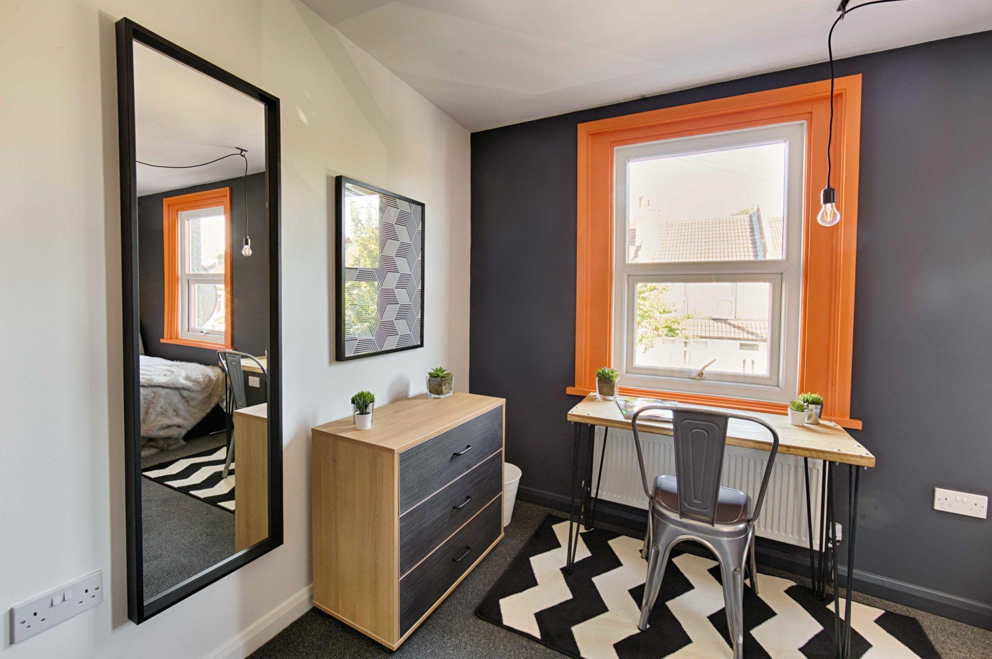 Beespace Property Design Colour Pop Edge Co Living Concept Hmo