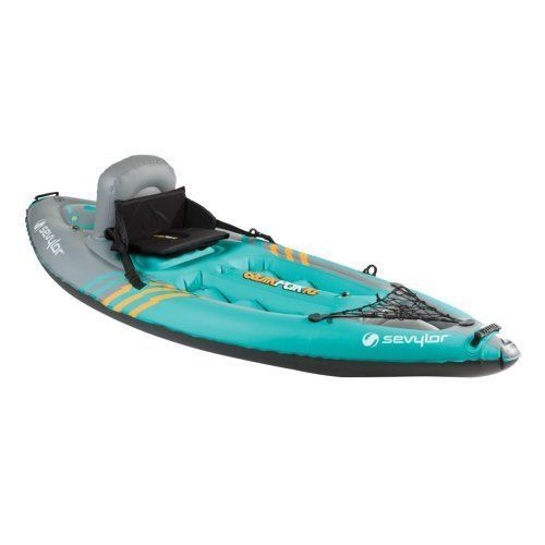 Coleman Fishing Kayak Quikpak 1 Person Seat Backrest With Hand