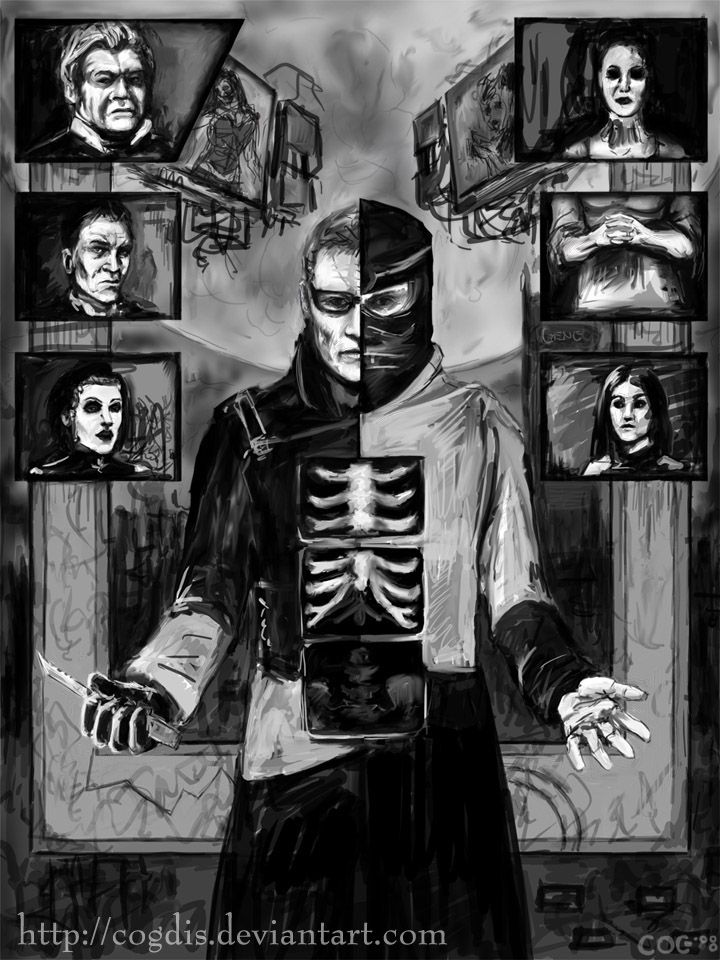 Repo B W Night Surgeon By Cogdis On Deviantart Repo The Genetic Opera The Best Films Live Action Movie
