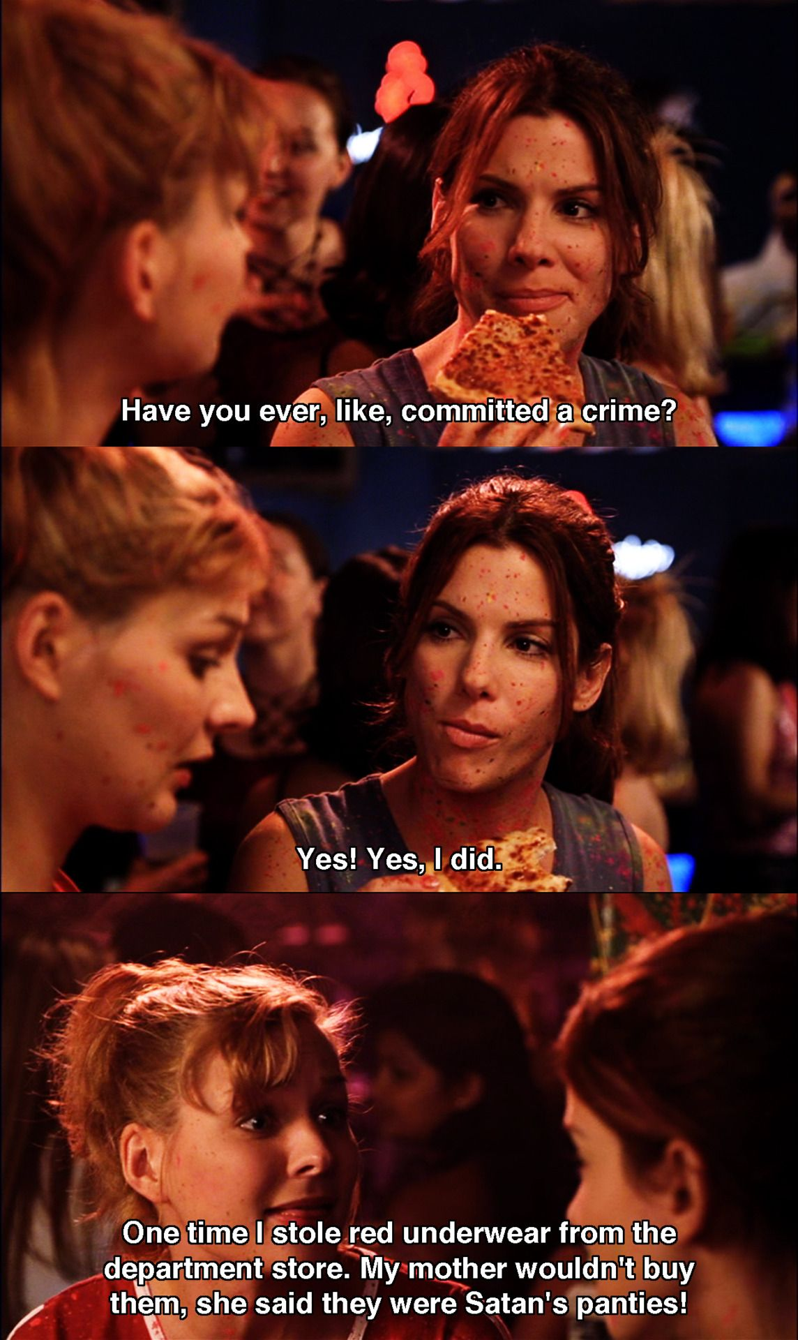 Miss congeniality 2000 movie quotes amusementphile