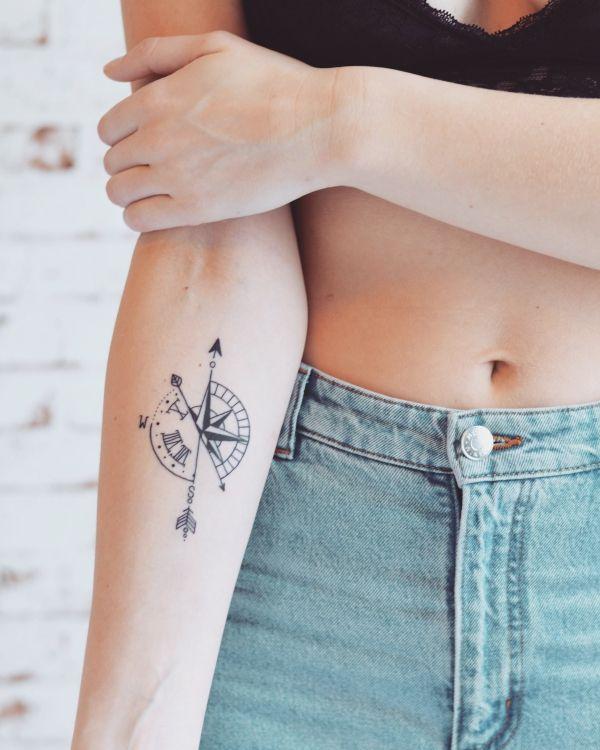 40 Glückssymbole Tattoos für ein positives Leben #tattoos