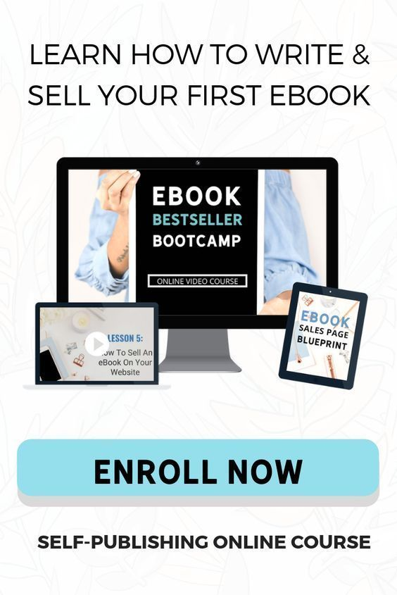 Are you looking to generate passive income by selling ebooks but dont know where to start Enroll in Ebook Bestseller Bootcamp and learn how to write launch and sell your...