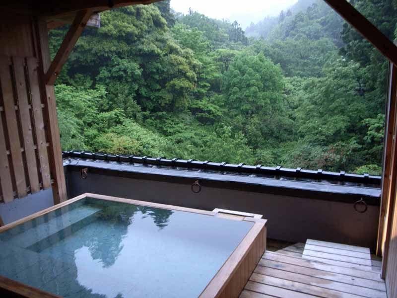 Kayotei ryokan at yamanaka onsen in ishikawa everything - Ryokan tokyo with private bathroom ...