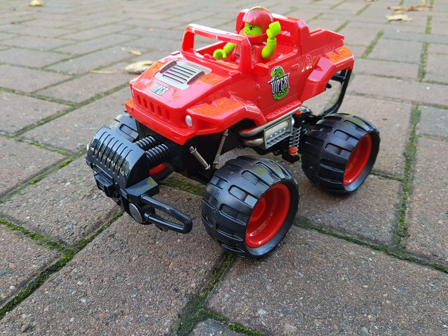 Monster Smash Ups Remote Control Toy Truck Review Remote