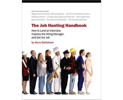 The Job Hunting Handbook Professional Communications for Business
