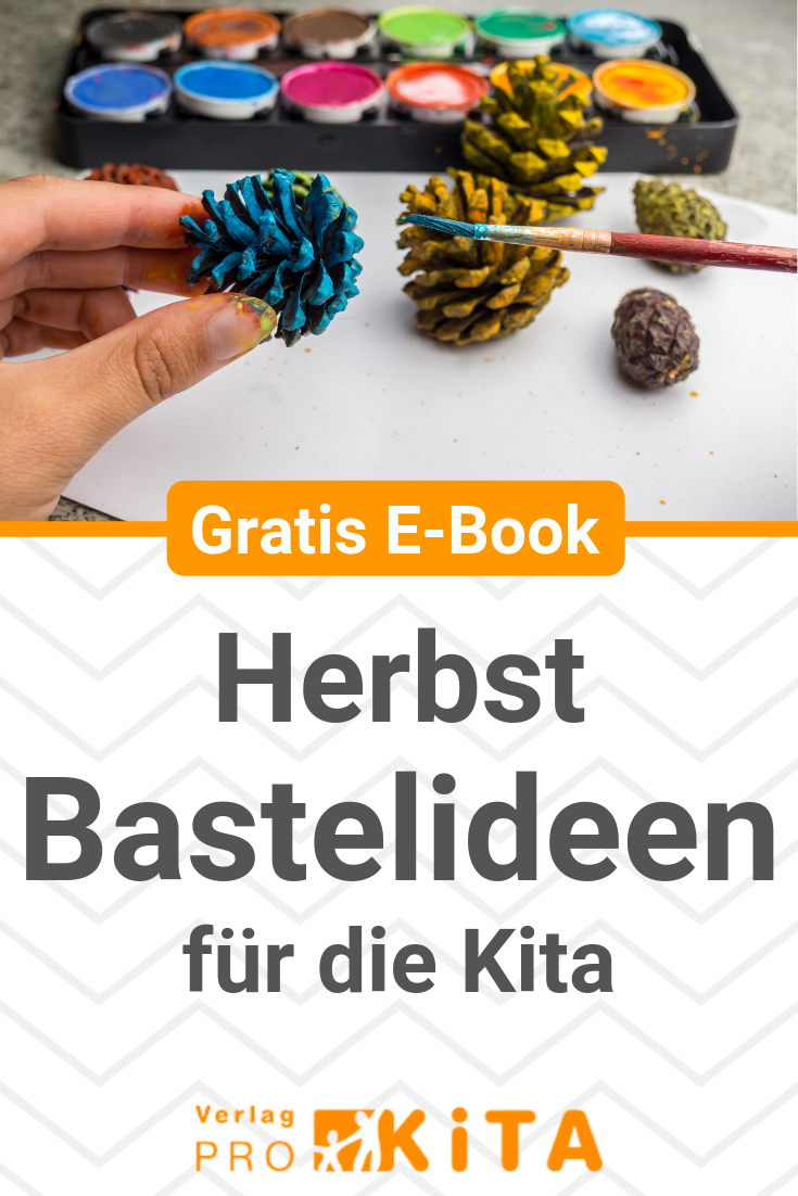 Gratis E-Book: Herbst in der Kita