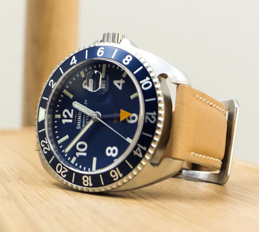 Shinola argonite gmt microbrand watches in 2019 pinterest watches watches for men and for Argonite watches