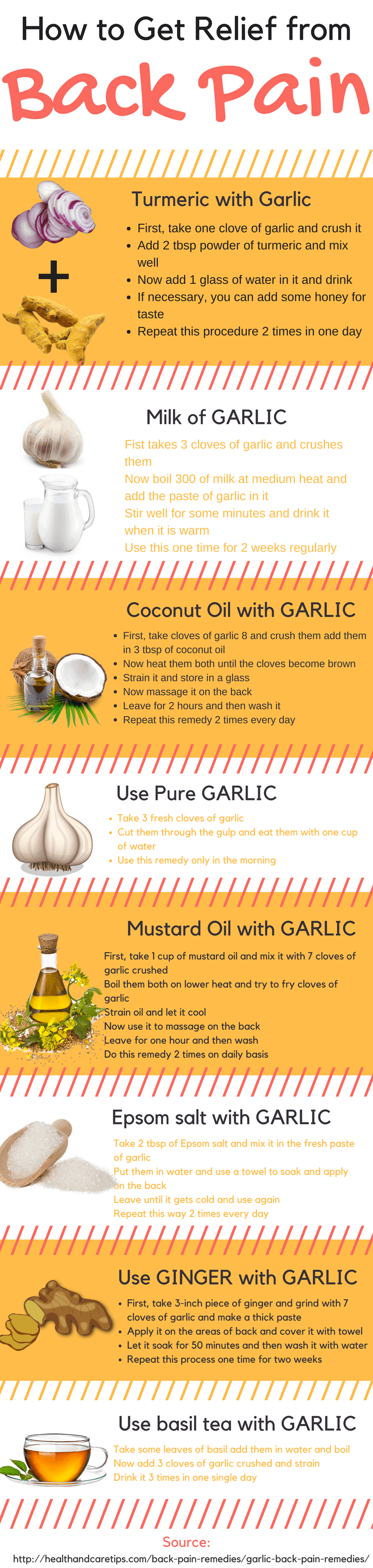 Discussion on this topic: How to Take Garlic for Back Pain, how-to-take-garlic-for-back-pain/