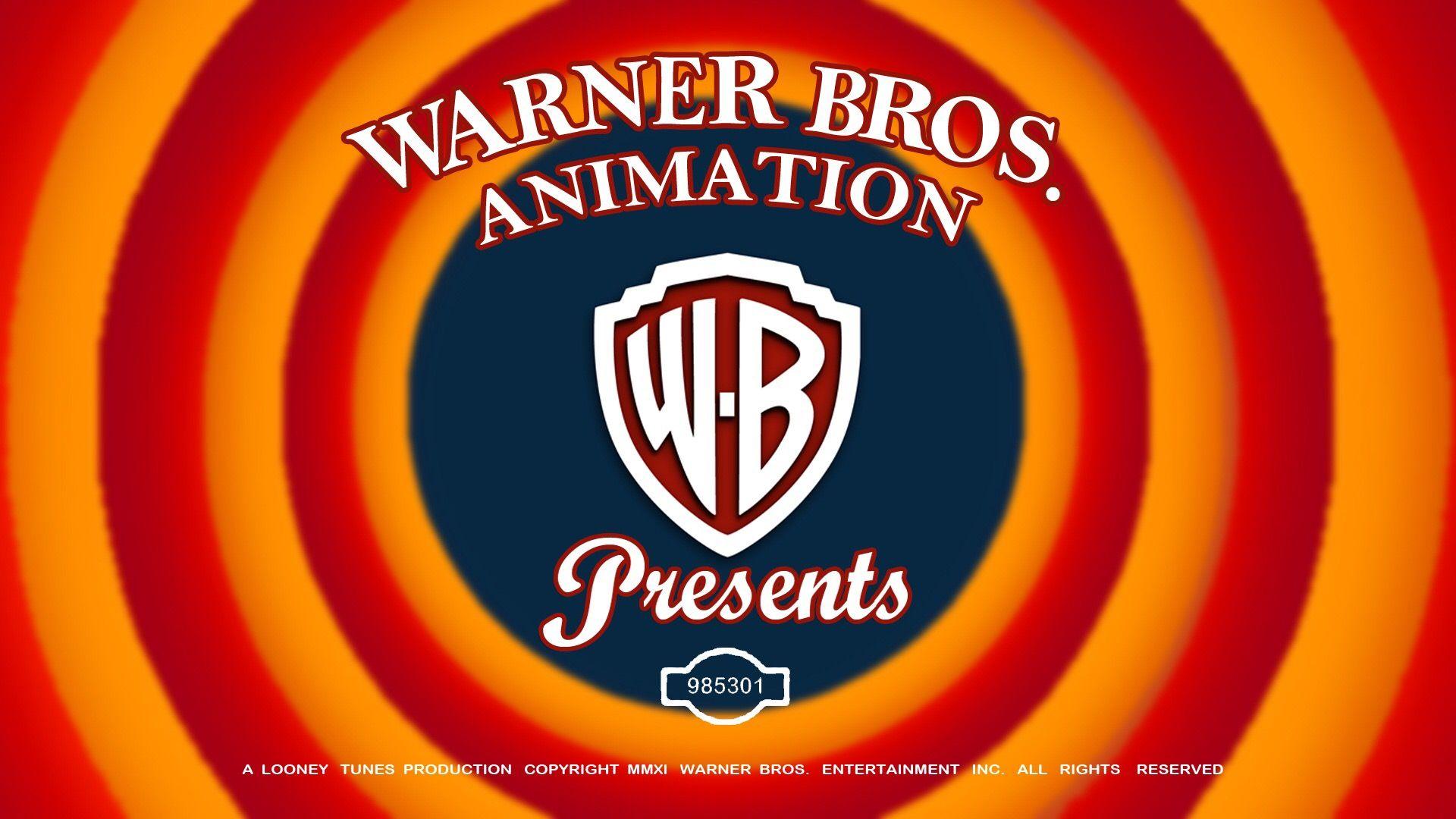 Warner Bros animation movies logo  | Warner Bros  in 2019