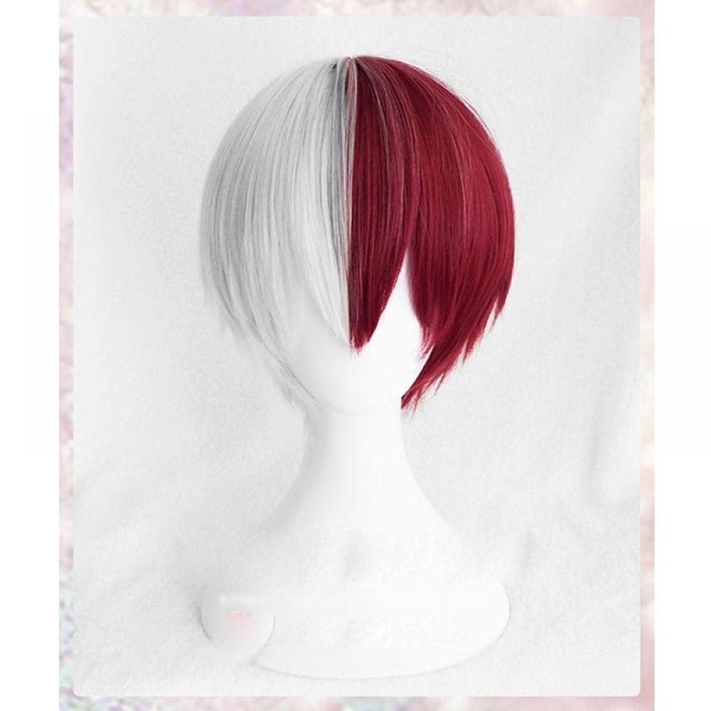 Track My Boku no Hero Academia Tsuyu Asui Straight Anime Cosplay costume wig