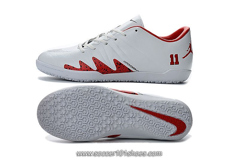 new style 6747e b1170 Nike Men's Hypervenom Phelon II IC Indoor NJR×JORDAN ...