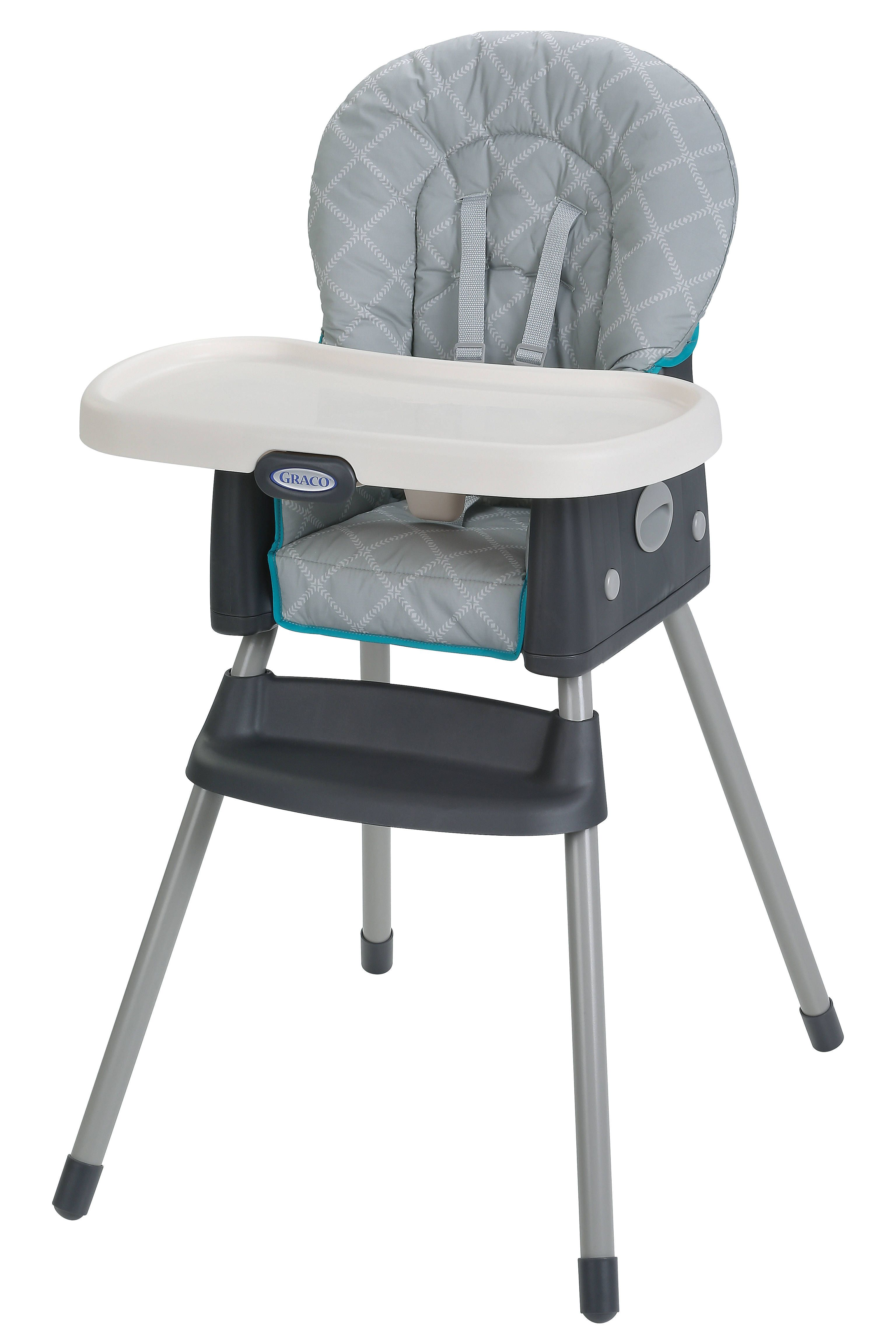 Graco Simpleswitch 2 In 1 Highchair Finch Walmart Com Baby High Chair High Chair Best Baby High Chair