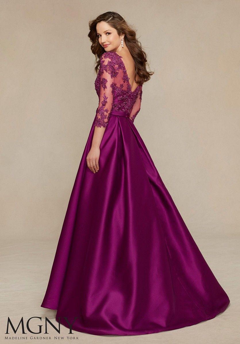 Mori Lee 71336 Dress | Vestidos | Pinterest | Vestido de bodas ...
