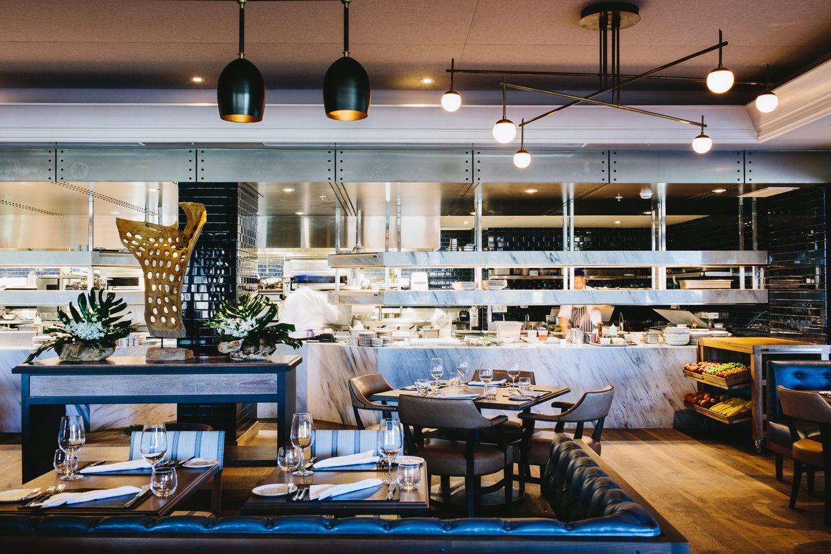 Kitchen in Miami, FL by Meyer Davis Kitchen design