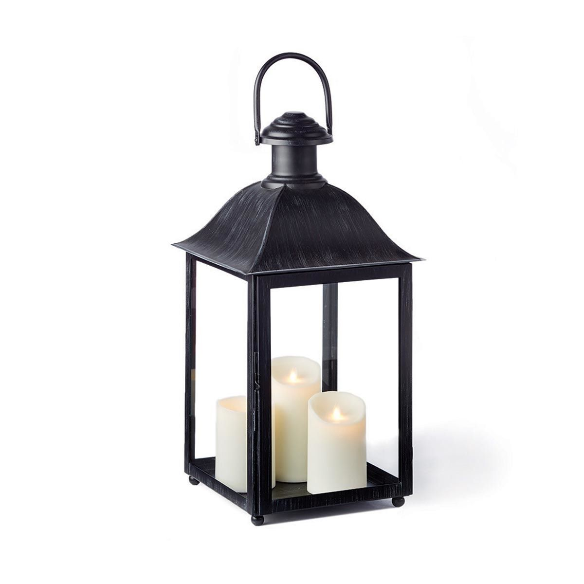 Coach House 23 Outdoor Lantern Black Plum Post
