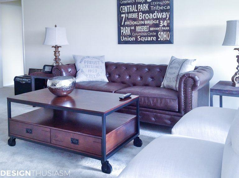 Bachelor Pad on a Budget: Awesome Room Ideas for Guys ... on Awesome Apartment Budget Apartment Living Room Ideas  id=41641