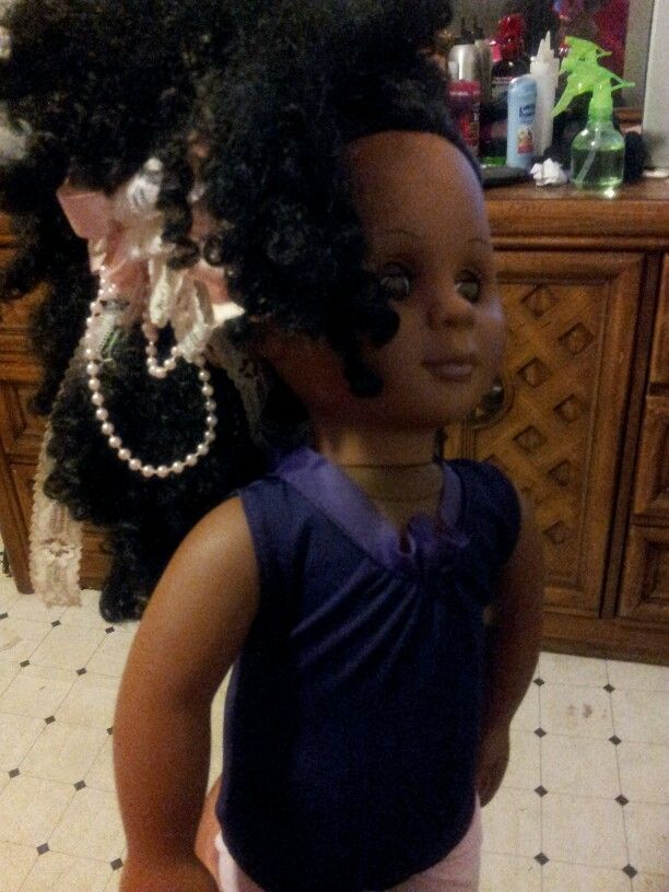 This doll is beautifully awesome