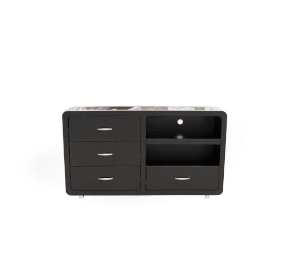Mueble de tv principe share exclusivo dise o minimalista - Muebles tv diseno ...