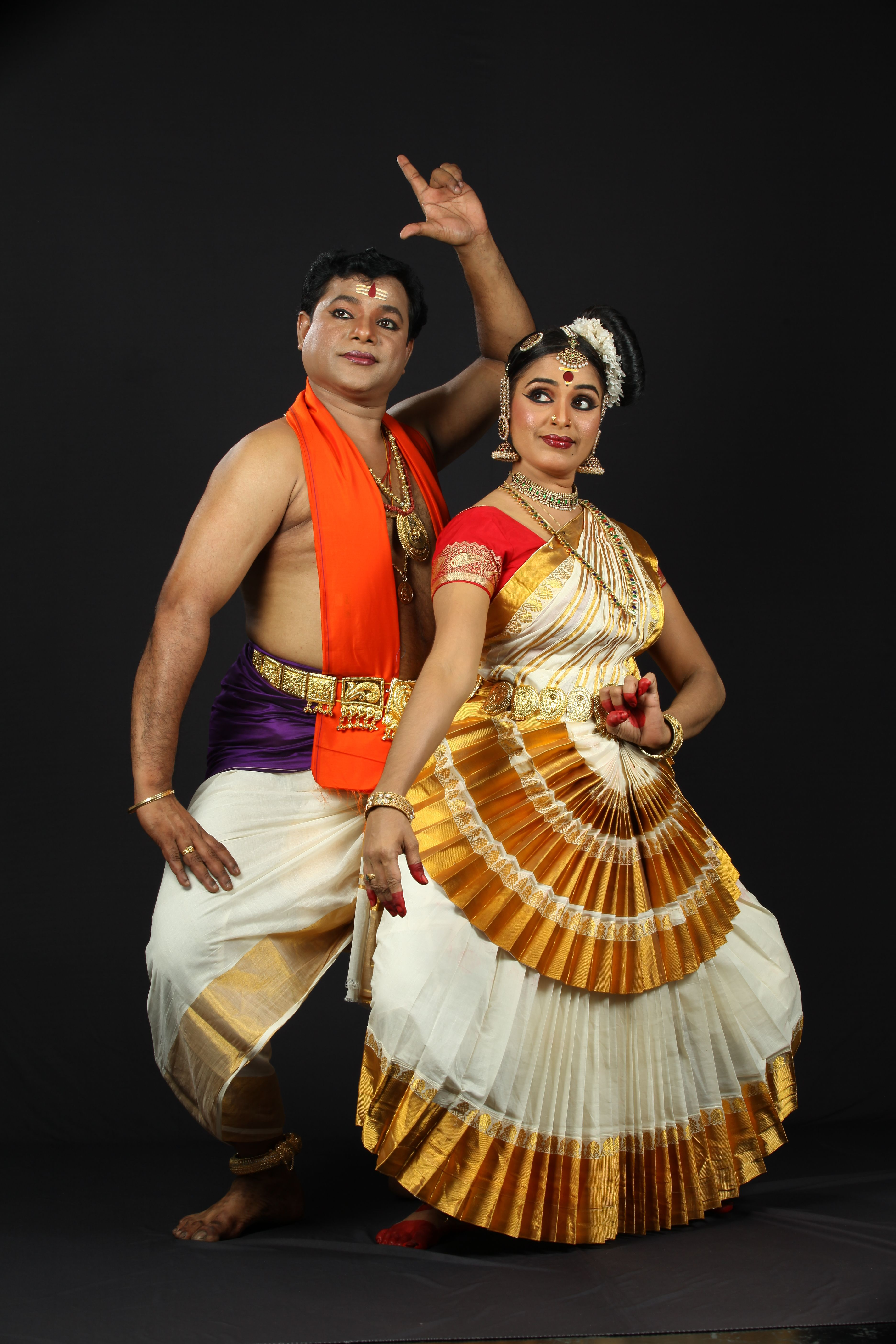 A competent performer, choreographer and teacher. Anand ...