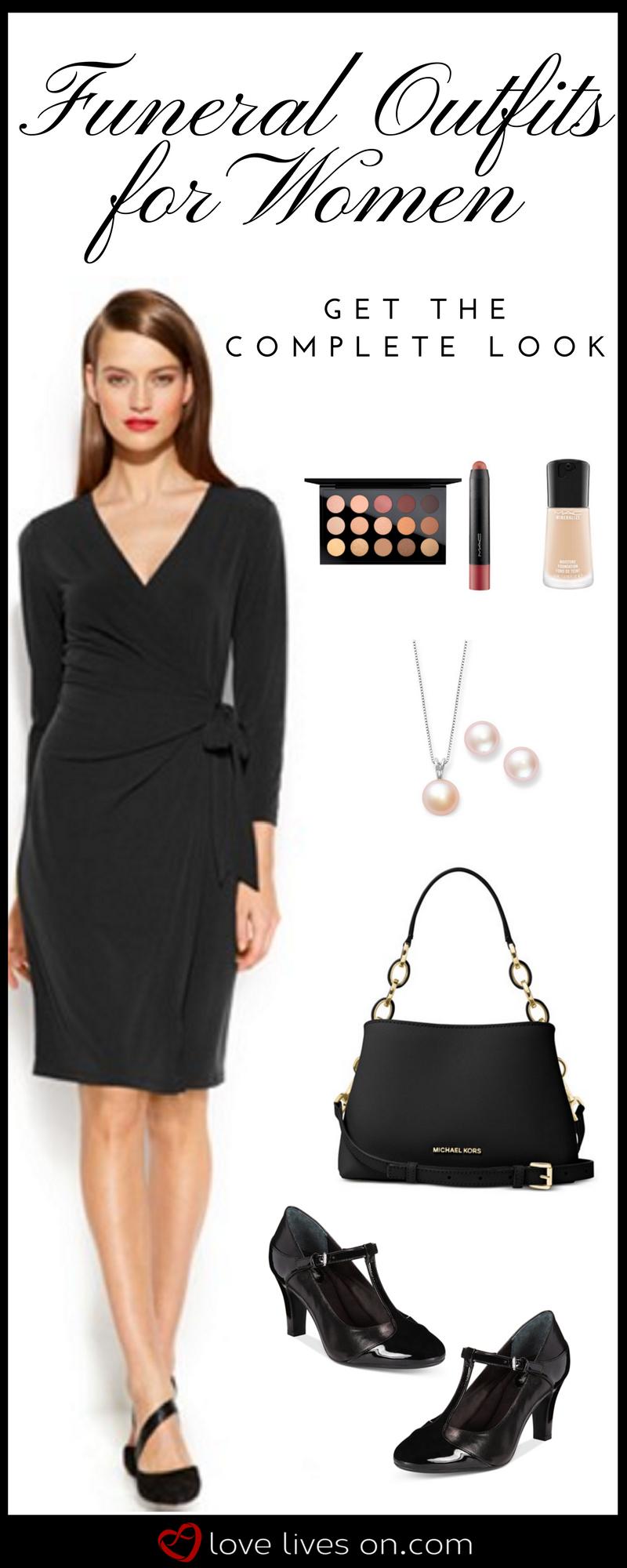 Funeral Dress Shopping