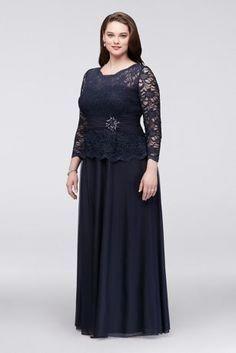 Plus Size Women S House Dresses #PlusSizeMotherOfTheBrideSeparates ...