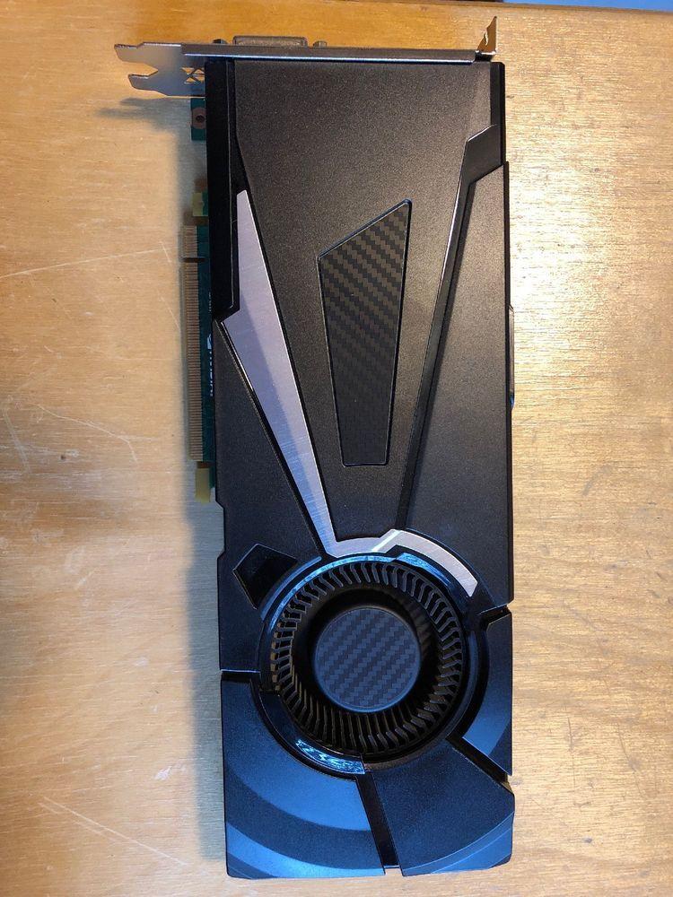 DELL NVIDIA GeForce GTX 1070 8GB GDDR5 Memory Graphics Card