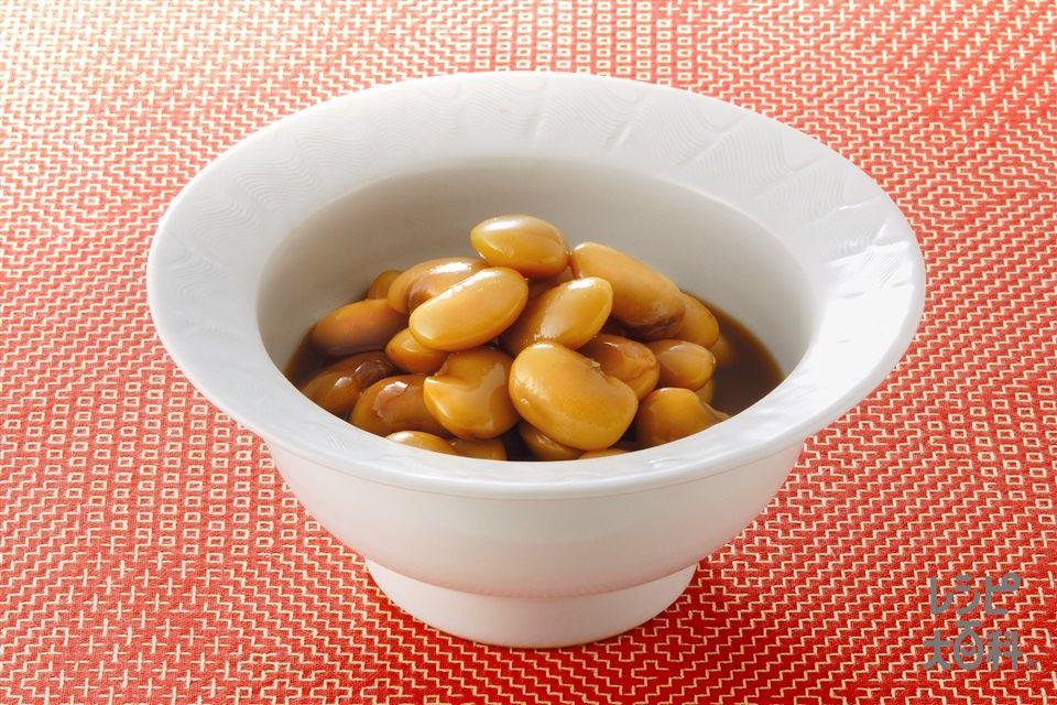 はな豆の黒糖ウーロン茶煮のレシピ 作り方 味の素パーク の料理 レシピサイト レシピ大百科 はな豆 乾 や黒砂糖を使った料理 レシピ レシピ ペットフード 豆