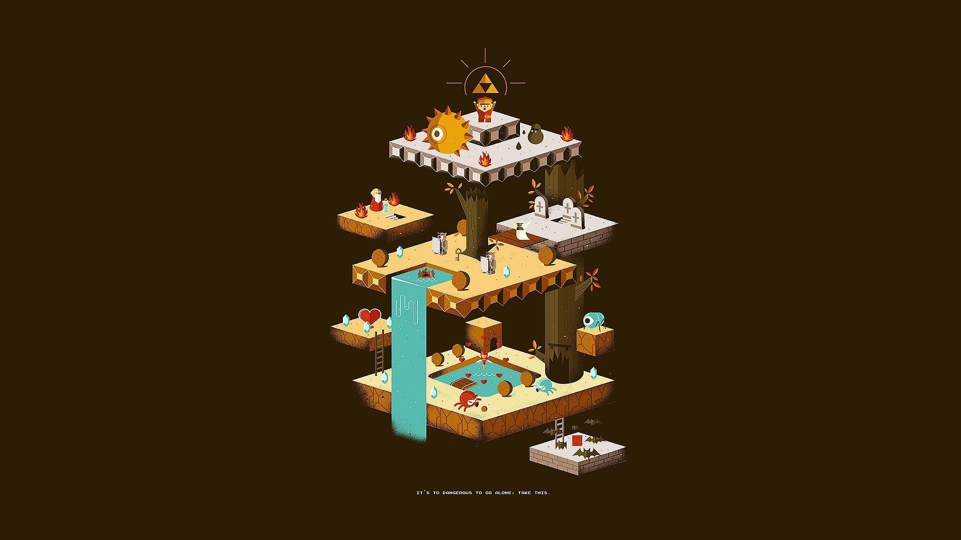 The Legend of Zelda Wallpaper HD | Wallpapers, Backgrounds, Images .