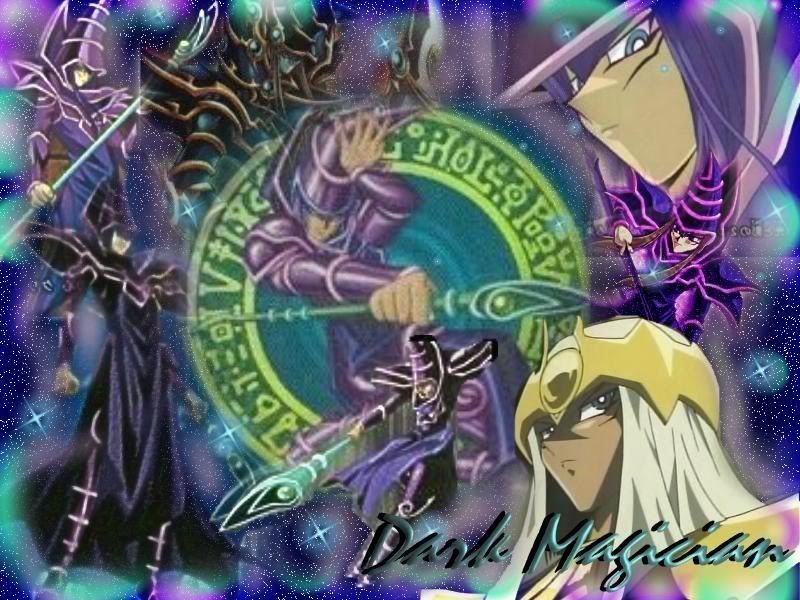 Dark Magician Wallpaper Dark Magician The Magicians Anime Inspired Anime