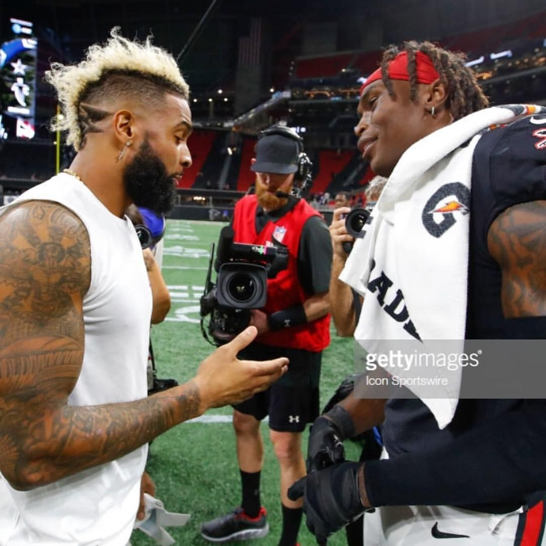 I Would Like To Commend Odell On Keeping His Composure In Yesterday S Game To Watch Countless Moments Of Opportunity Odell Beckham Jr Beckham Jr Obj Football