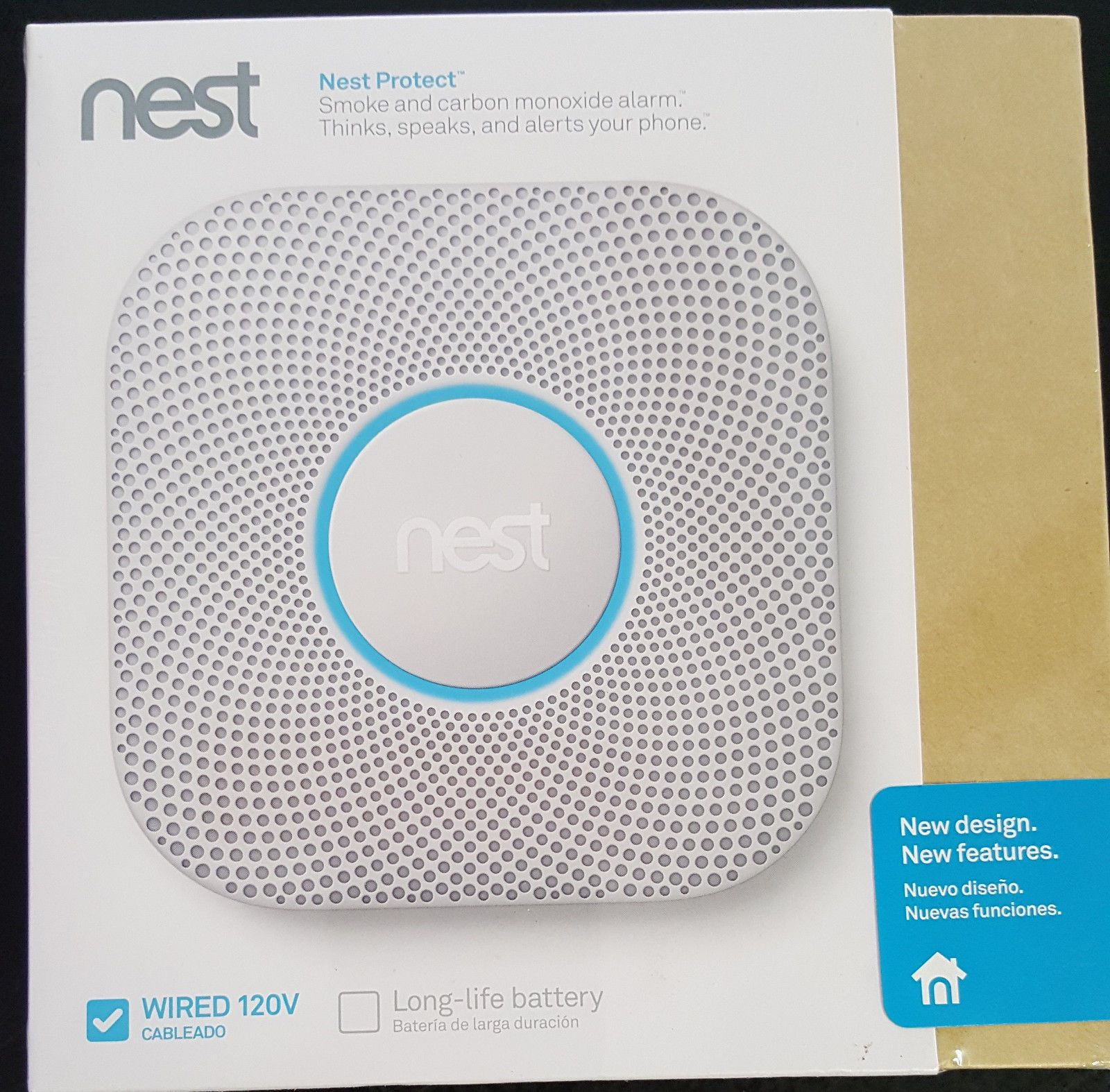 Other Home Automation: Nest Protect Smoke And Carbon Monoxide Alarm ...