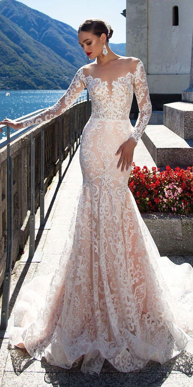 Mermaid wedding dresses astonishing ariana wedding gown made in