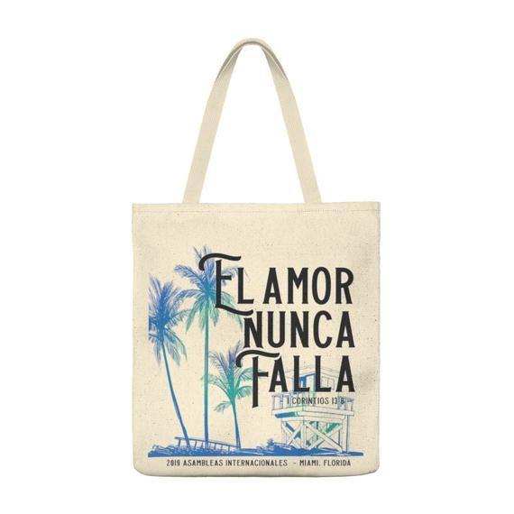 SPANISH - Miami, Florida - El Amor Nunca Falla  - Love Never Fails International Convention Miami Fl