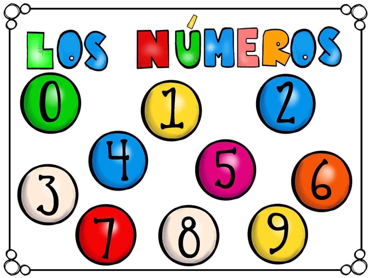 numeros del 0 al 100 | web del maestro, primeros grados, números