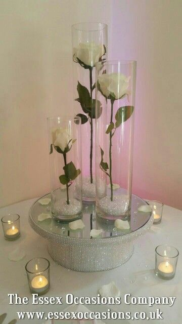 3x Tall Cylinder vase with single Ivory Roses on our Crystal Mirror Gl Cylinder Vases Cheap Uk on cheap bridal bouquets, cheap rectangular vases, cheap wine glasses, cheap acrylic vases, cheap black vases, cheap block vases, cheap vintage vases, cheap votive holders, cheap hurricane vases, cheap large vases, cheap trumpet vases, cheap ceramic vases, wholesale vases, cheap christmas, cheap flower arrangements, cheap flower vases, cheap backdrops, cheap bud vases, cheap square vases, cheap tall vases,
