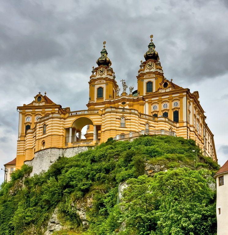 Melk Abbey - Melk, Lower Austria