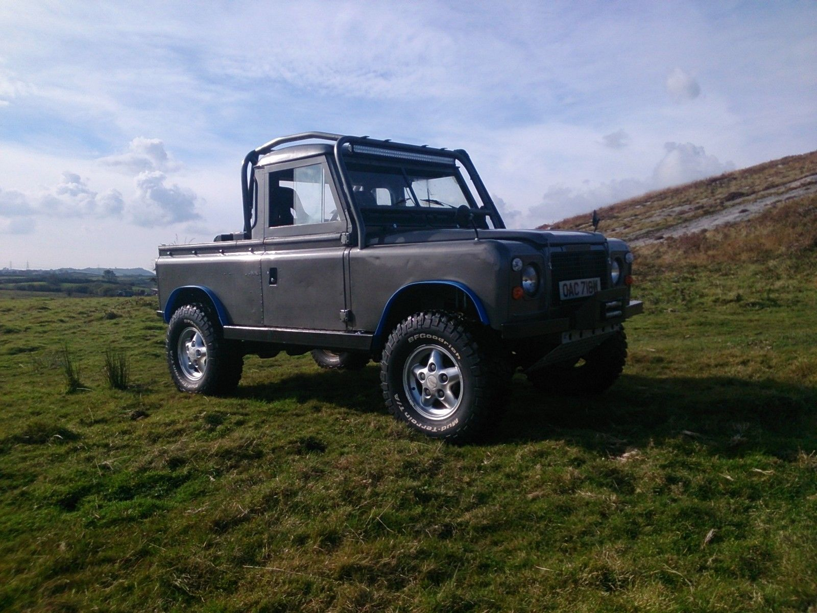100 Land Rover Series 3 Off Road 1979 Land Rover