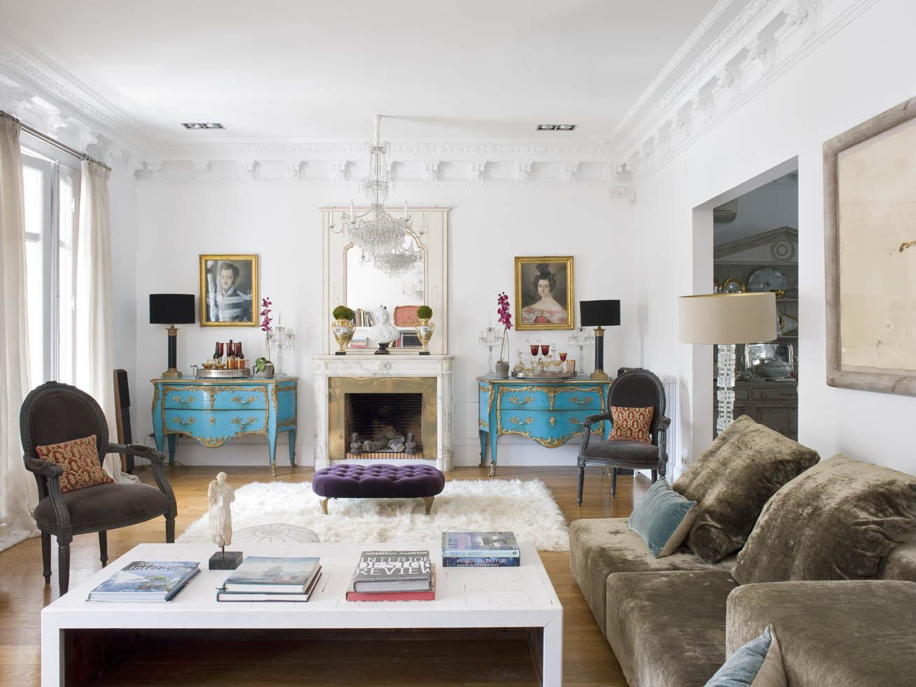 Sublime, spacious apartment in the heart of Barcelona   HoMe ...