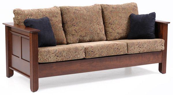 Best Arlington Sofa Table Furniture Amish Furniture Sofa 400 x 300