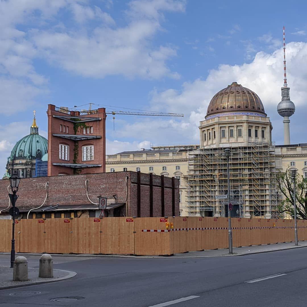 Pin Auf 28 I Wiederaufbau I 2013 Bis 2020