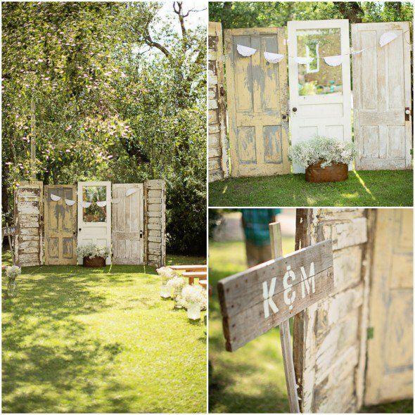 Vintage Outdoor Wedding Decorations Ideas: Prom Decor, Outdoor Wedding