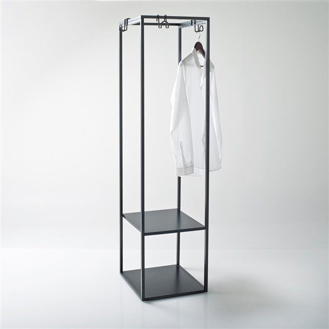 vestiaire porte manteaux en m tal orinia dans un style moderne et contemporain ce vestiaire. Black Bedroom Furniture Sets. Home Design Ideas