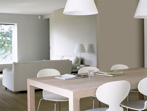 décoration salle a manger couleur lin | Salon | Pinterest | Salons