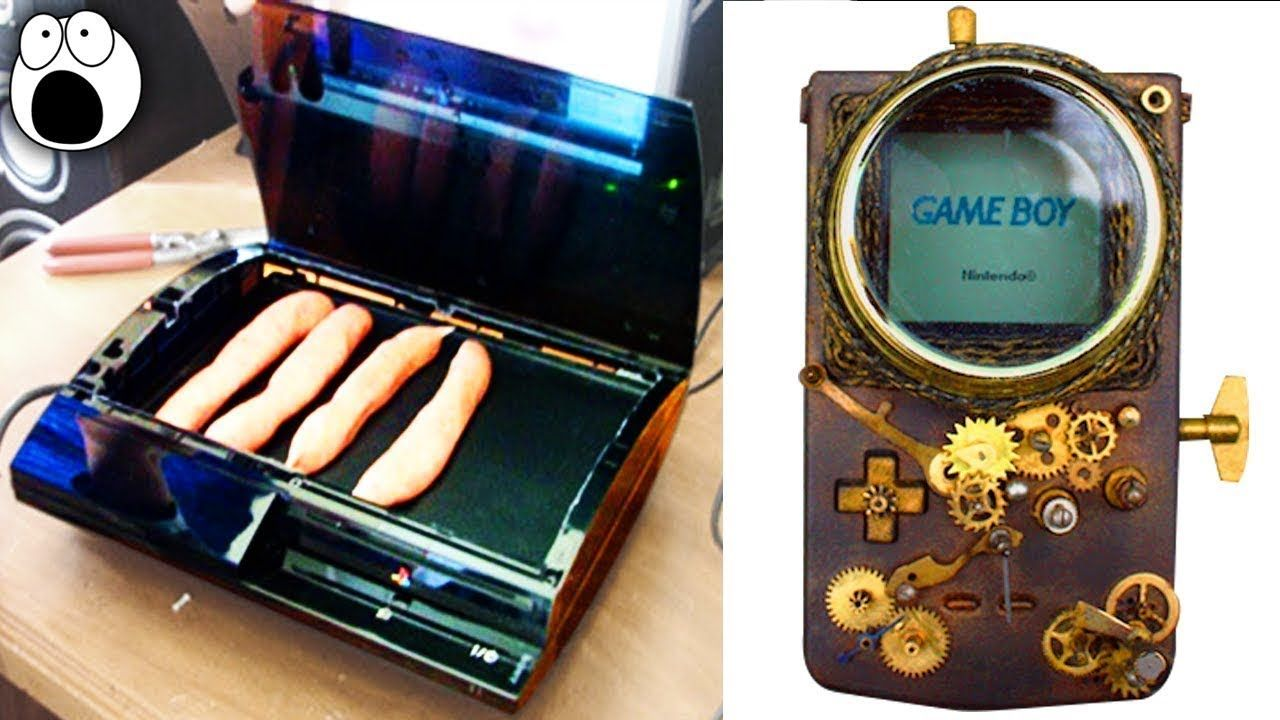 Pin by anime on top 10 secrets | Custom consoles, Consoles