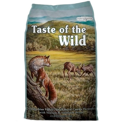 Taste Of The Wild Appalachian Valley Small Breed Dog Food Dog