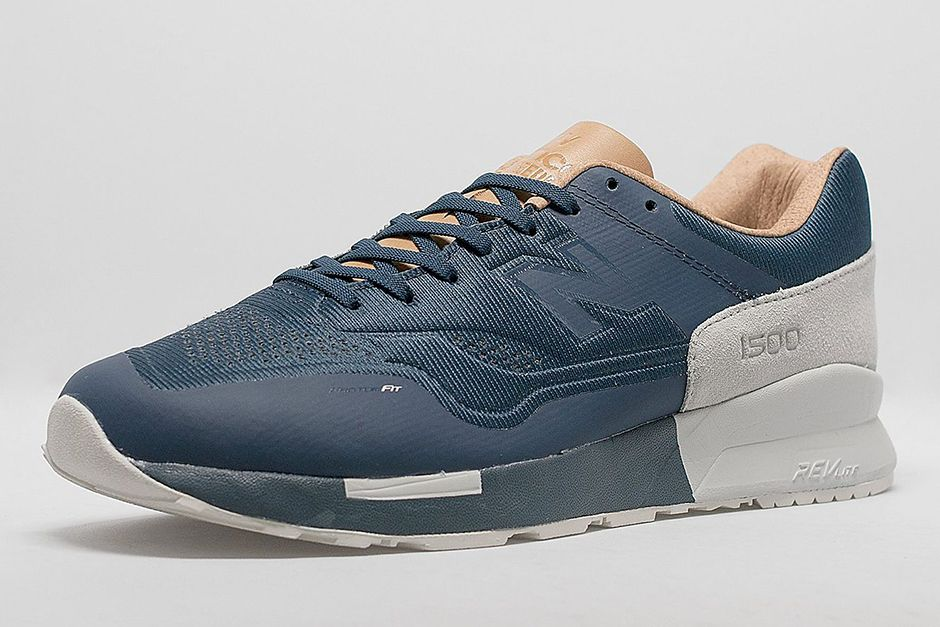 New Balance Revamped The 1500 Into